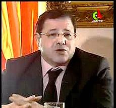Maître Khaled Lasbeur, l'ancien boxeur devenu avocat. Une reconversion rarissime !