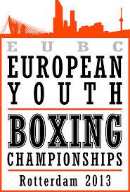 EUROPE BOXING ROTTERDAM 2013